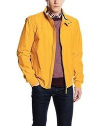 Chaqueta amarilla de Geox