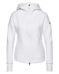 release date: 2541d bb707 Moda Para Mujeres Blanca Una Chaqueta Comprar Adidas IWqFHxgUwg