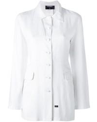 Chaqueta blanca de Chanel