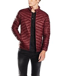 Chaqueta Burdeos de Jack & Jones