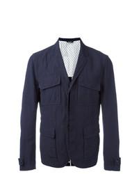 Chaqueta campo azul marino de Dolce & Gabbana
