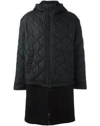 Chaqueta de lana negra de Neil Barrett