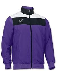 Chaqueta en violeta de Joma