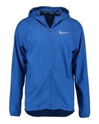 Chaqueta Estampada Azul de Nike