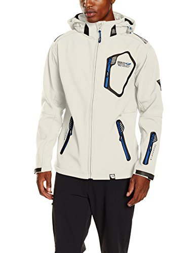 Chaqueta Estampada en Beige de Geographical Norway