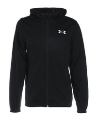 Chaqueta Estampada Negra de Under Armour