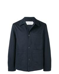 Chaqueta estilo camisa azul marino de Calvin Klein