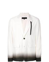 Chaqueta estilo camisa blanca de Ann Demeulemeester Grise