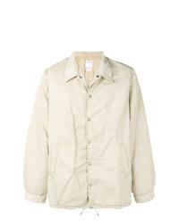Chaqueta estilo camisa en beige de VISVIM