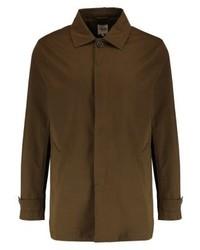 Chaqueta estilo camisa en marrón oscuro de Zalando Essentials