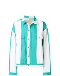 Chaqueta estilo camisa en multicolor de Études