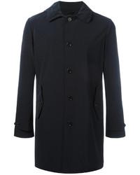 Chaqueta estilo camisa negra de Aspesi