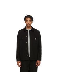 Chaqueta estilo camisa negra de CARHARTT WORK IN PROGRESS