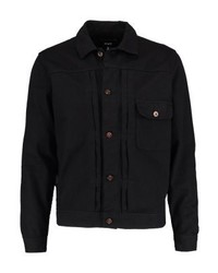 Chaqueta estilo camisa negra de HUF