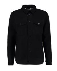 Chaqueta estilo camisa negra de Kings Of Indigo