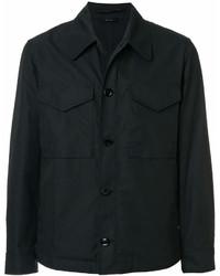 Chaqueta estilo camisa negra de Tom Ford