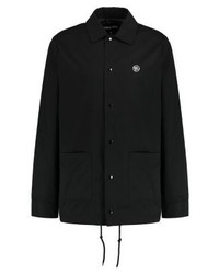 Chaqueta estilo camisa negra de YOURTURN