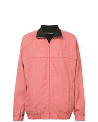 Chaqueta estilo camisa rosada de Y/Project