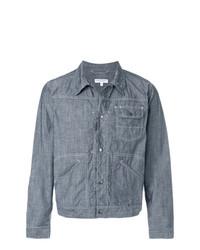 Chaqueta estilo camisa vaquera azul de Engineered Garments