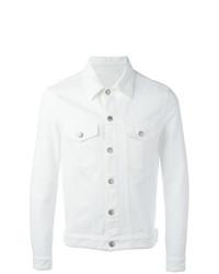 Chaqueta estilo camisa vaquera blanca de Golden Goose Deluxe Brand