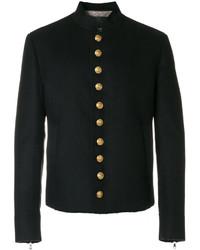 Chaqueta militar negra de Dolce & Gabbana