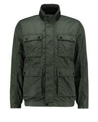 Chaqueta Militar Verde Oscuro de Calvin Klein