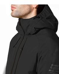 Chaqueta negra de ECOALF