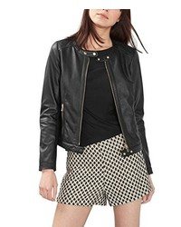 Chaqueta Negra de ESPRIT Collection