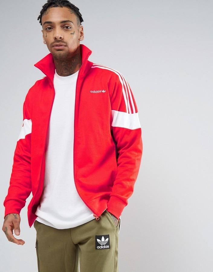 De Vwpxqtvrns Chaqueta Adidas Roja Dónde Combinar Cómo Y Comprar 6OfMBgqwO