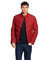 Chaqueta roja de Boss Orange