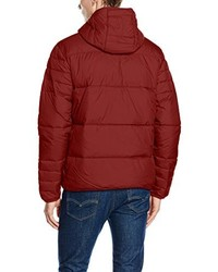 Chaqueta roja de Jack & Jones