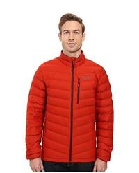 Chaqueta Roja de Mountain Hardwear