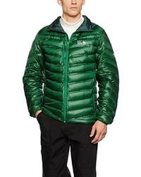 Chaqueta verde oscuro de Mountain Hardwear