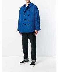 Chaquetón azul de Comme Des Garçons Shirt Boys