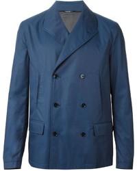Chaquetón azul de Dolce & Gabbana