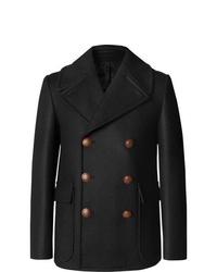 Chaquetón negro de Givenchy