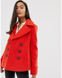 Chaquetón rojo de Miss Selfridge