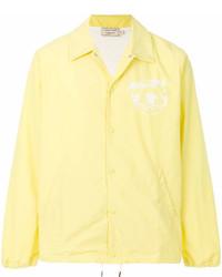 Chubasquero amarillo de MAISON KITSUNE