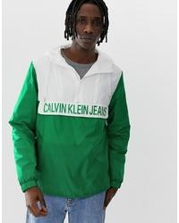 Chubasquero en multicolor de Calvin Klein