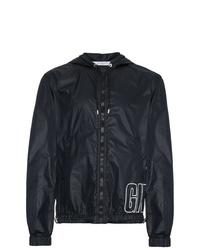 Chubasquero negro de Givenchy