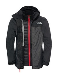 Chubasquero negro de The North Face