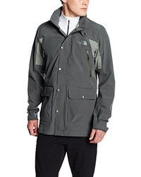 Chubasquero verde oliva de The North Face