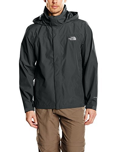 450e6192ce269 ... Chubasquero verde oscuro de The North Face ...