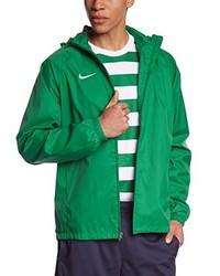 Chubasquero verde de Nike