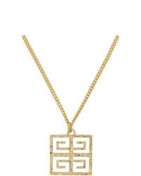 Colgante dorado de Givenchy