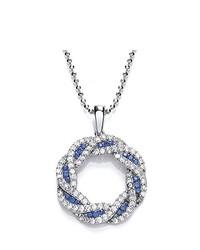 Collar celeste de MiChic Jewellery