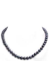 Collar de perlas azul de Kimura Pearls