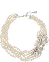 Collar de Perlas Blanco de Ben-Amun