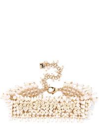Collar de Perlas Blanco de Rosantica