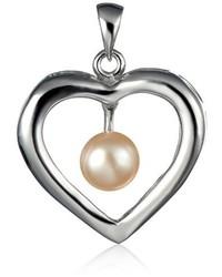 Collar de perlas gris de MTS